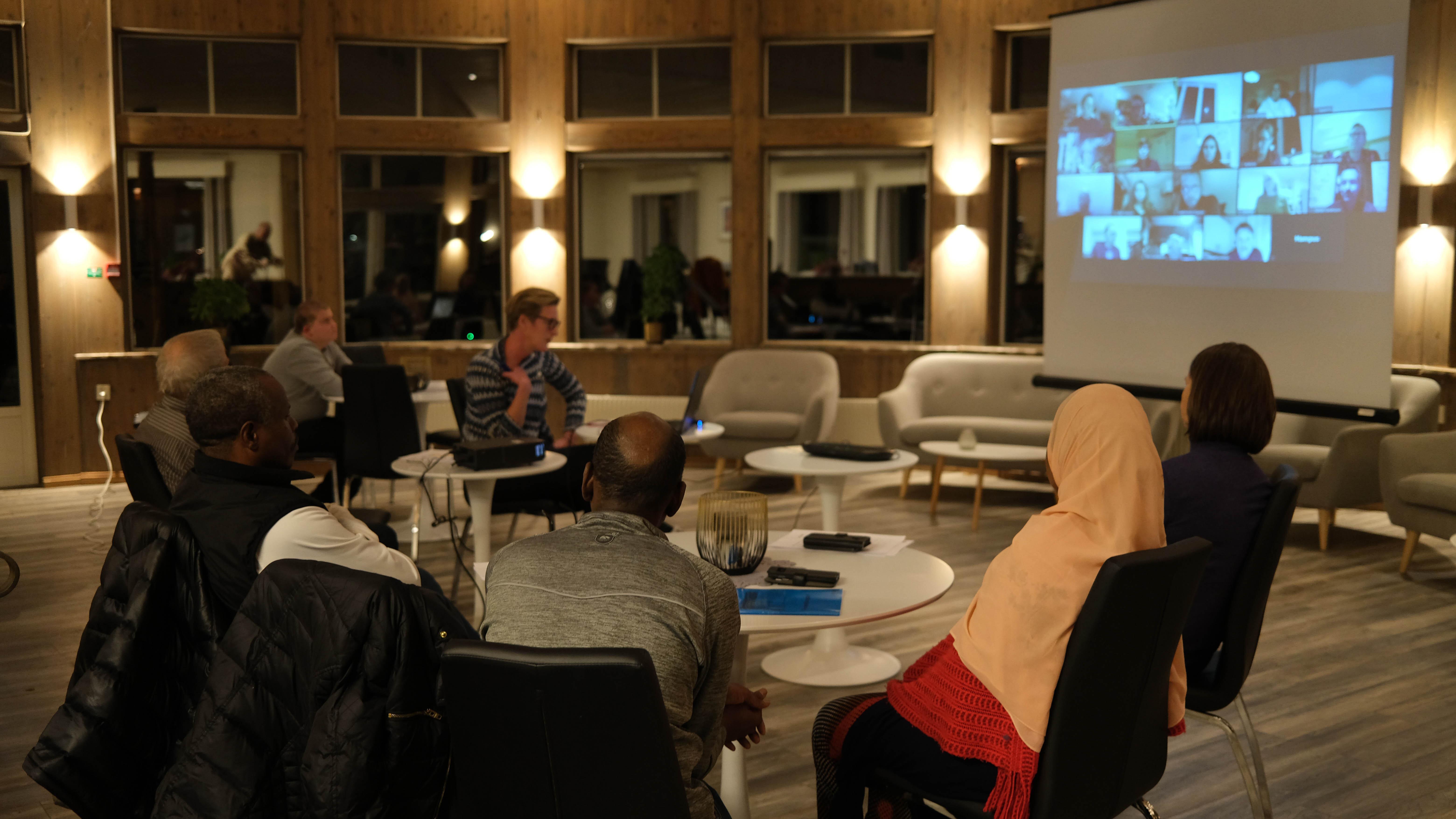 Medskapande medborgardialog I Mörsil / Co-creative citizen dialogue in Mörsil (Âre)