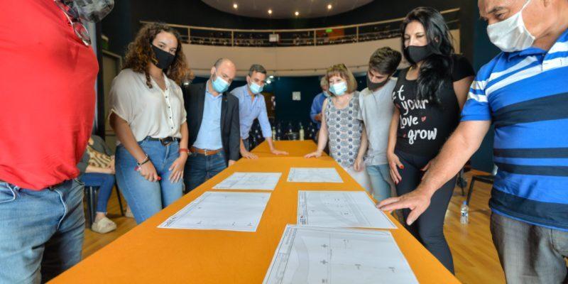 Program for the Integral Modernization of Neighborhood Centers in the City of Córdoba