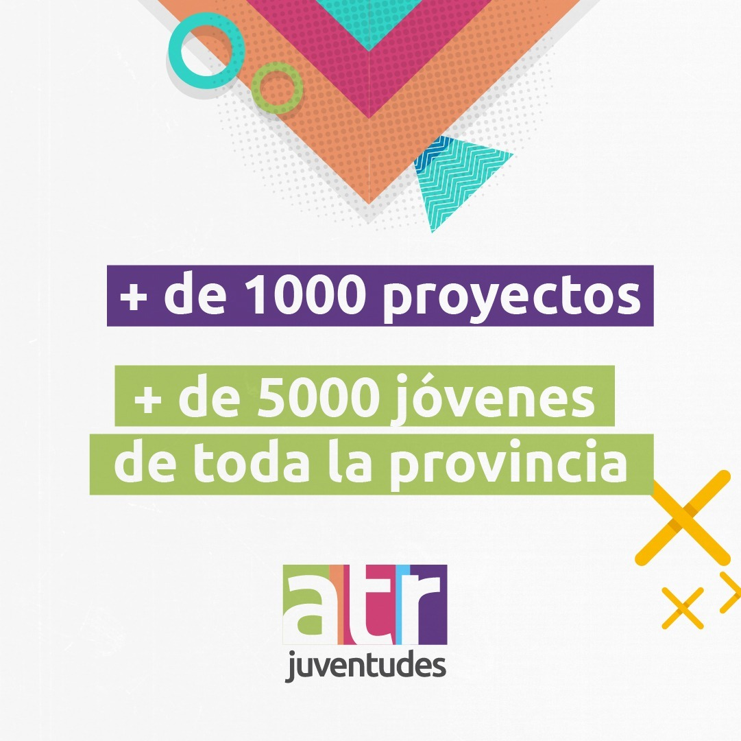 ATR Participative Projects: For More Autonomy, Territoriality and Youth Networks (Province of Santa Fe)