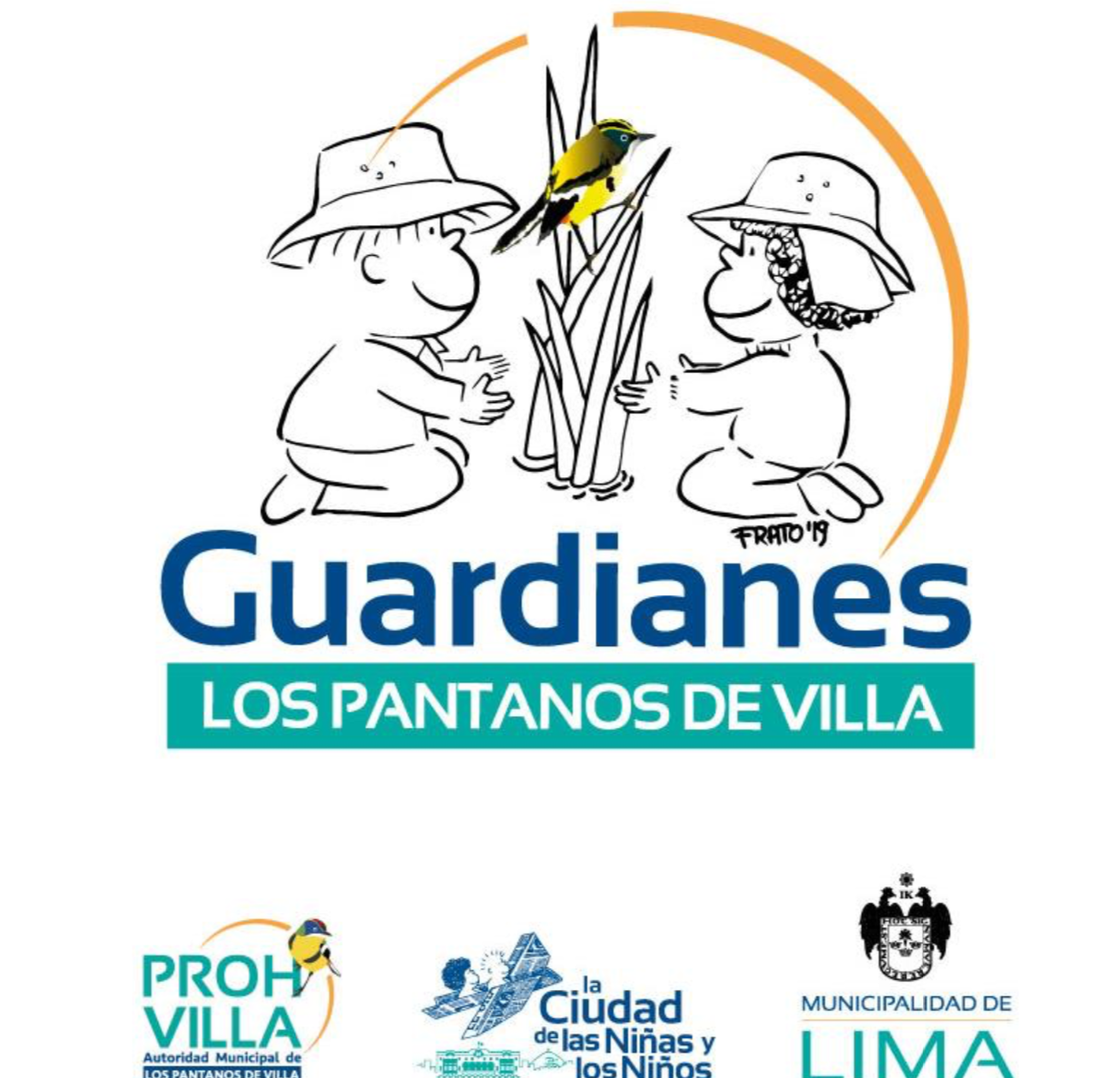Consultation ''Guardianes de los Pantanos de Villa'' (Lima)