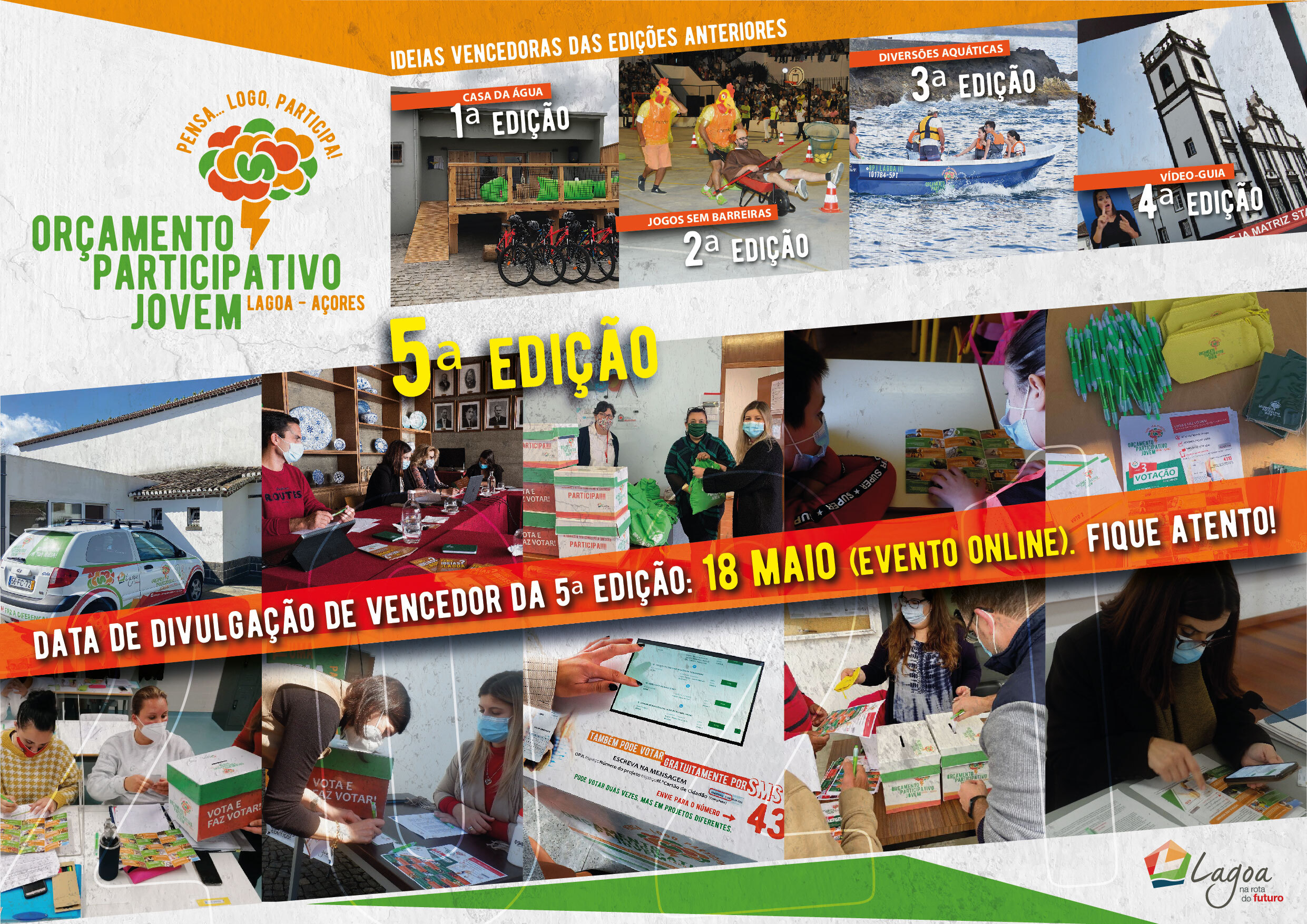 Youth Participatory Budget of Lagoa