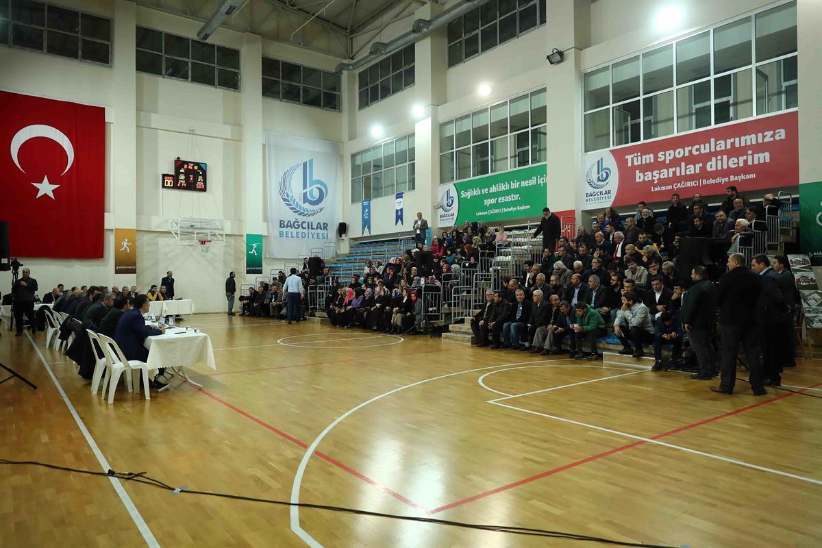 Bagcilar Citizen Governance Council Project (Bagcilar District, Istanbul)