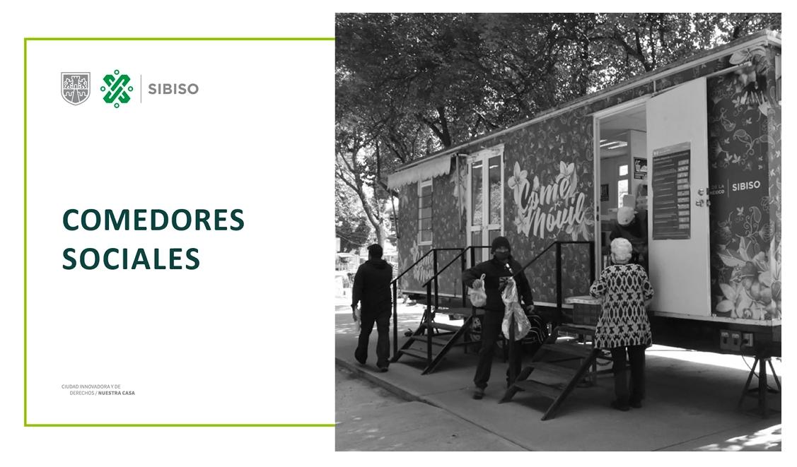 Social Kitchens Program - Community Kitchens Modality (Mexico City)