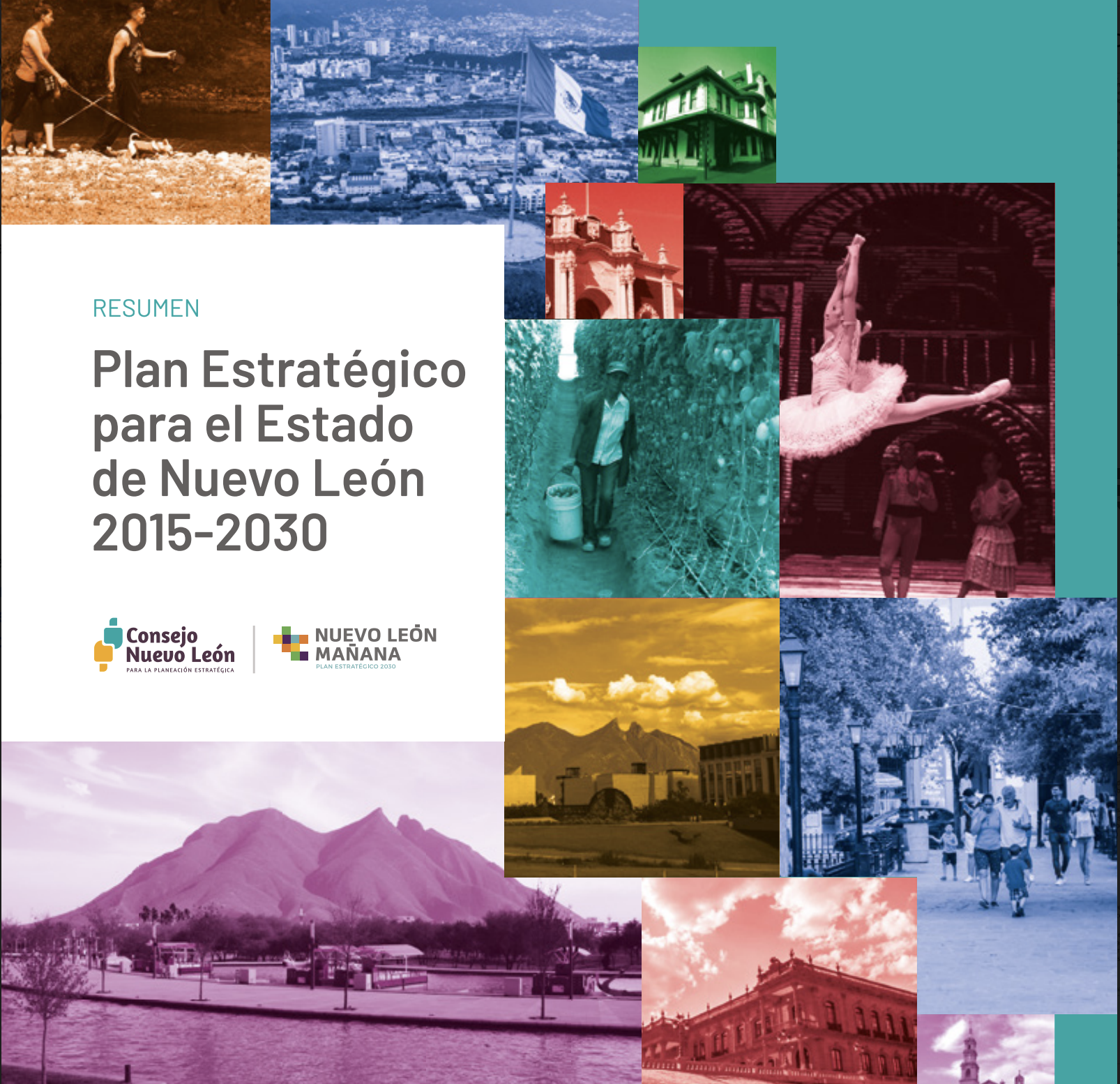 Online public consultation for the revision of the Strategic Plan of the State of Nuevo León