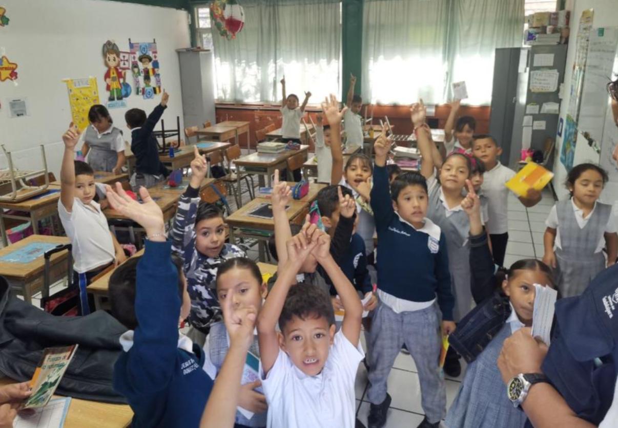Better Community: rebuilding the social fabric (Guadalajara)